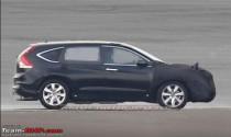 Honda CR-V 2017 lớn hơn và có 7 chỗ ngồi