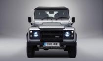 """""""Huyền thoại"""" Land Rover Defender sang trang mới"""
