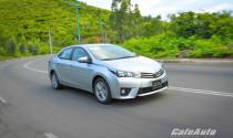 Phân khúc sedan hạng C tháng 11/2015 – Mazda 3 vượt xa Altis