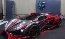 Siêu xe 1.400 mã lực Inferno sắp được sản xuất tại Mexico