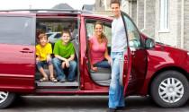5 mẫu xe dành cho gia đình Việt