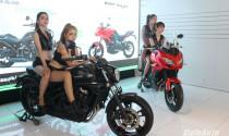 Cặp đôi motor 650cc Kawasaki Versys và Vulcan S 2016 ra mắt tại Việt Nam