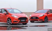 Ford Fiesta sẽ có phiên bản hiệu suất cao vào năm 2017