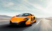 Những điều thú vị về siêu xe McLaren 650S Spider mới về Việt Nam