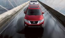 Nissan Pathfinder 2016 tăng giá nhẹ, từ 29.780 USD