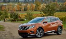 Nissan Murano 2016 công bố giá bán từ 29.660 USD