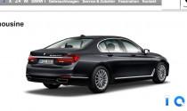 Rò rỉ hình ảnh BMW M760i, đối thủ của Mercedes-AMG S65