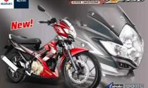Rò rỉ thông số kỹ thuật Suzuki Raider 150 2016