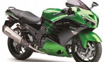 Kawasaki ZZR1400 2016 giảm 10 mã lực để đạt chuẩn Euro 4