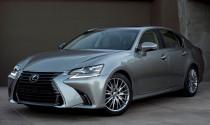 Lexus GS 350 2016 có giá bán công bố 3,815 tỷ đồng tại Việt Nam