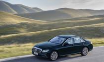 """Mercedes-Benz E-Class 2017 lộ """"nốt"""" ảnh ngoại thất và thông số kỹ thuật"""