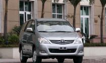 Những mẫu xe 7 chỗ cũ đời 2011 tầm 600 triệu đồng