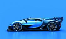 """Siêu xe Bugatti Chiron có thể đạt tốc độ """"khủng"""" 465Km/h"""