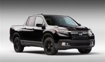 Chi tiết bán tải Honda Ridgeline 2017 hoàn toàn mới