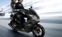 Cận cảnh Honda PCX 2016 trang bị khóa chống trộm
