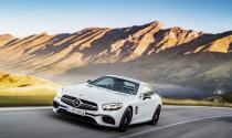 """Mercedes-Benz E-Class, SLC, và SL 2017 đồng loạt """"xuất trận"""""""