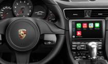Porsche phát triển công nghệ Apple CarPlay trên các mẫu xe