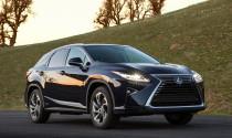 Lỗi túi khí ở đầu gối, Lexus triệu hồi 5.000 xe RX 2016