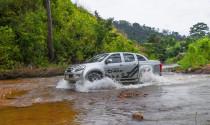 ISUZU D-MAX: Bạn đường bền bỉ, thoả sức xông pha