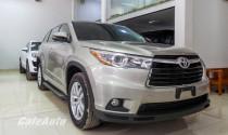 Chi tiết Toyota Highlander LE có giá bán 2,3 tỷ đồng tại Việt Nam