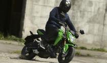 Kawasaki Z125 Pro EFI có giá 49 triệu đồng tại Indonesia