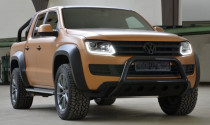 Xe bán tải Volkswagen Amarok mới sắp ra mắt tại Geneva Motor Show 2016