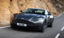 Aston Martin DB11 ra mắt tại Geneva Motor Show 2016