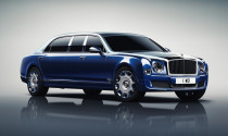 Bentley trình làng sedan siêu sang Mulsanne Grand Limousine