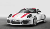 Porsche 911 R chính thức ra mắt tại Geneva Motor Show 2016