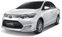 Toyota Vios 2016 trang bị động cơ mới ra mắt tại Thái Lan