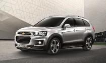 Chevrolet Captiva mới ra mắt tại Việt Nam, giá bán 879 triệu đồng