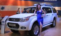 Ford Việt Nam bán 1.524 xe trong tháng 2