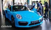 Hình ảnh chi tiết Porsche 911 Turbo S có giá 14,52 tỷ đồng tại Việt Nam