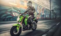 """Kawasaki Z125 Pro 2017, """"kẻ thách thức mới"""" của Honda Grom"""