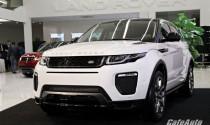 Range Rover Evoque 2016 chính thức ra mắt tại Việt Nam
