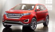 Ford EcoSport 2017 được bán ra vào nửa cuối năm nay