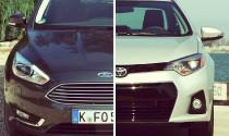 Toyota Corolla Altis và Ford Focus: Ai hơn ai?
