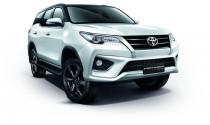 """Toyota Fortuner 2016 """"lột xác"""" với gói TRD Sportivo"""