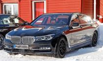 BMW M7 lộ diện trên đường thử
