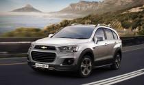 """Chevrolet Captiva 2016 liệu có thoát """"ế"""" tại Việt Nam?"""