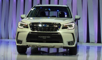 Chi tiết Subaru Forester 2016 sắp về Việt Nam