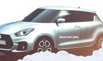 Rò rỉ thông tin về Suzuki Swift và Swift Sport thế hệ mới