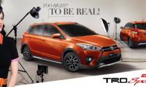 Toyota Yaris TRD Sportivo 2016 có giá bán chính thức