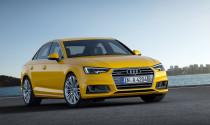 Audi A4 2016 sắp xuất hiện tại Việt Nam