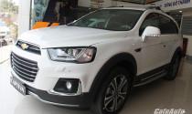 Cận cảnh Chevrolet Captiva 2016 giá 879 triệu đồng tại Việt Nam