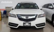 Chi tiết mẫu SUV hạng sang Acura MDX có giá 3,7 tỉ đồng tại Việt Nam