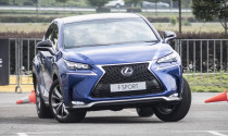 Lexus sắp giới thiệu NX 300 mới