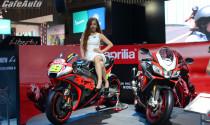 Piaggio Việt Nam trình diện 4 thương hiệu xe máy tại Vietnam Motorcycle Show 2016