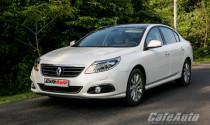 Renault Latitude được ưu đãi giá lên tới 90 triệu đồng