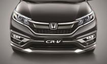 Honda CR-V 2.4 phiên bản cao cấp ra mắt, giá 1.178 tỷ đồng